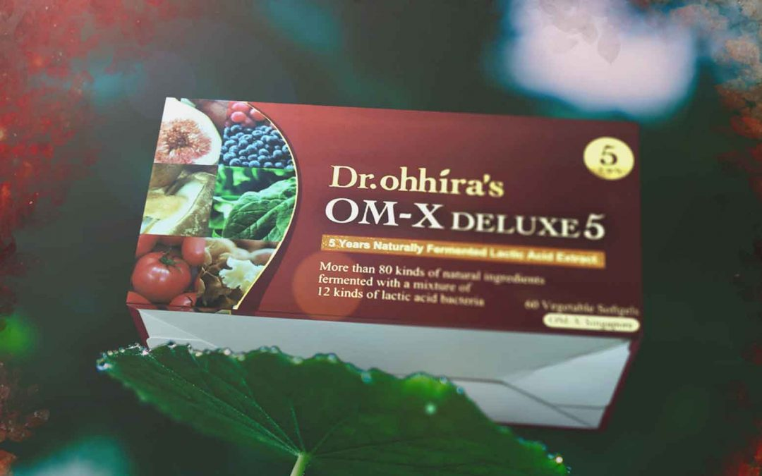 Regulate your Immunity With OM-X Deluxe 5