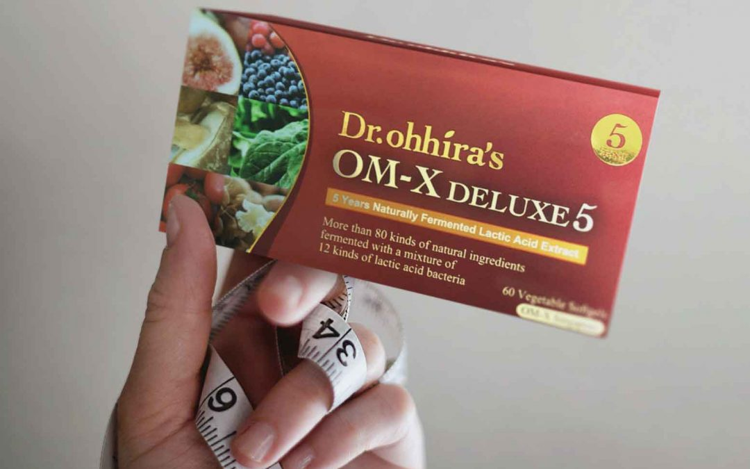 Losing weight with OM-X Deluxe 5