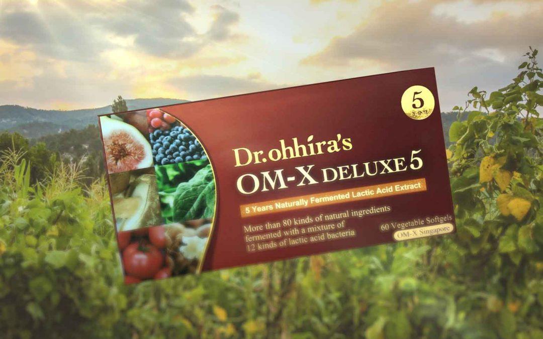 OM-X Deluxe 5 Probiotics